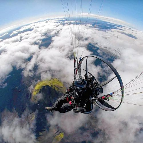 SCOUT Paramotor 4