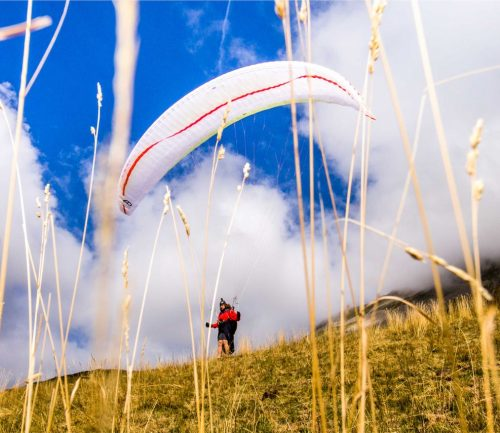Hike & Fly Competition